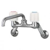 混合栓:2ハンドル混合栓(壁付)1240S-170