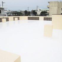 外壁塗装・防水工事実績:恩納村I様宅