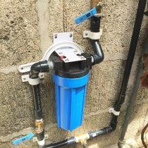 浄水器導入実績:八重瀬町H様宅