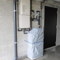 軟水機浄水器導入実績:北中城村M様宅 新築住宅