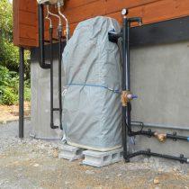 軟水機浄水器導入実績:本部町T様宅