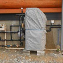 軟水機浄水器導入実績:本部町U様宅