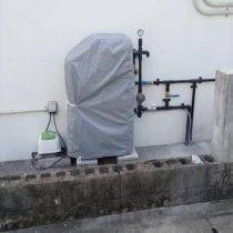 軟水機浄水器導入実績:金武町I様宅