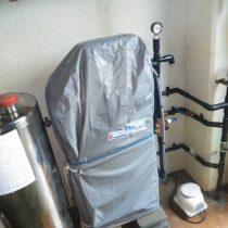 軟水機浄水器導入実績:金武町A様宅
