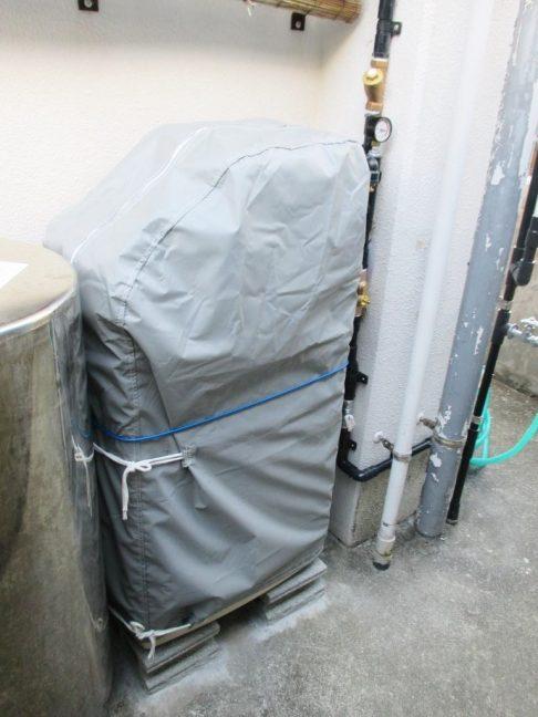 軟水機浄水器導入実績:北谷町I様宅