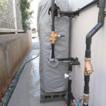 軟水機浄水器導入実績:金武町T様宅 新築住宅
