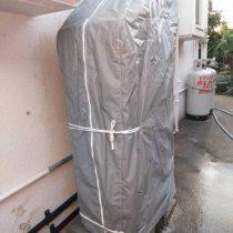 軟水機浄水器導入実績:北谷町S様宅