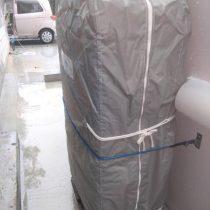 軟水機浄水器導入実績:本部町新築住宅