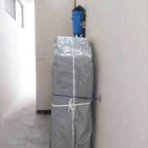 軟水機浄水器導入実績:名護市T様宅 新築住宅