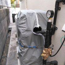 軟水機浄水器導入実績:浦添市H様宅