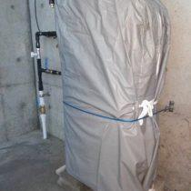 軟水機浄水器導入実績:本部町D様宅 新築住宅