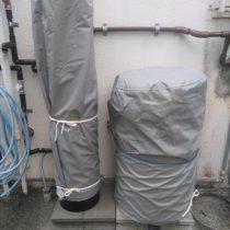 軟水機浄水器導入実績:金武町T様宅