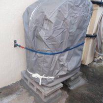 軟水機浄水器導入実績:宜野湾市N様宅