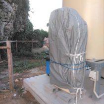 軟水機浄水器導入実績:うるま市Y様宅