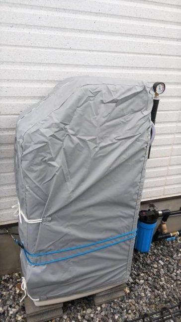 軟水機浄水器導入実績:糸満市G様宅