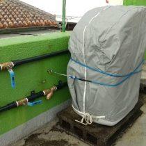 軟水機浄水器導入実績:北谷町T様宅