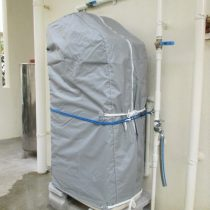 軟水機浄水器導入実績:西原町Y様宅