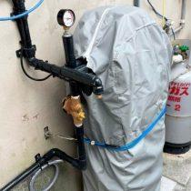 軟水機浄水器導入実績:浦添市O様宅