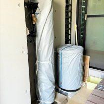 軟水機浄水器導入実績:浦添市M様宅
