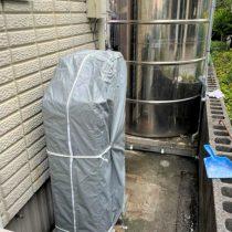 軟水機浄水器導入実績:浦添市K様宅