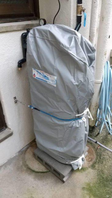 軟水機浄水器導入実績:本部町I様宅