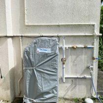 軟水機浄水器導入実績:北中城村M様宅