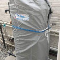 軟水機浄水器導入実績:八重瀬町H様宅