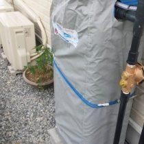 軟水機浄水器導入実績:八重瀬町A様宅