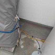 軟水機移動設置工事実績:糸満市S様宅