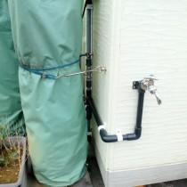 散水栓取付け工事実績:宜野湾市G様宅
