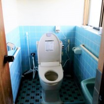 トイレ便器取替え工事実績:金武町M様宅