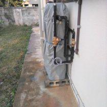 軟水機浄水器導入実績:本部町K様宅