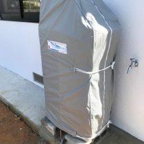 軟水機浄水器導入実績:名護市H様宅 新築住宅