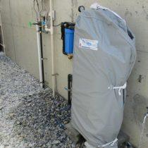 軟水機浄水器導入実績:宜野湾市U様宅