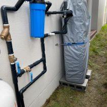 軟水機浄水器導入実績:南城市M様宅