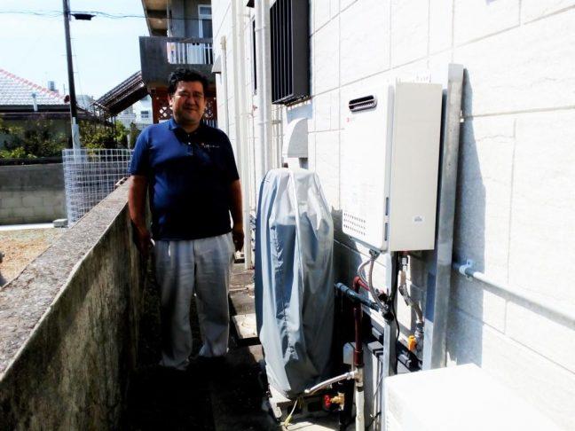 軟水機浄水器メンテナンス:名護市S様宅