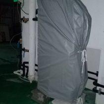 軟水機浄水器導入実績:金武町N様宅