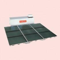 太陽熱温水器:コロナ USH-281W-3