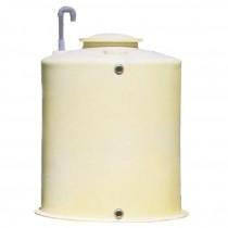貯水タンク:三重層ポリエチレン製貯水タンク