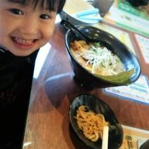宜野湾市の武虎でラーメン食べてきたよ♪
